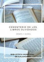 Portada cementerio de los libros olvidados