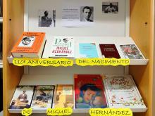 Centro de interés Miguel Hernandez